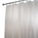 A 96 Inches Long Shower Curtain